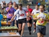 Plus de 10'000 concurrents de 30 pays ont participe au Lausanne Marathon 2011, dimanche 30 octobre 2011.  ARC Jean-Bernard Sieber
